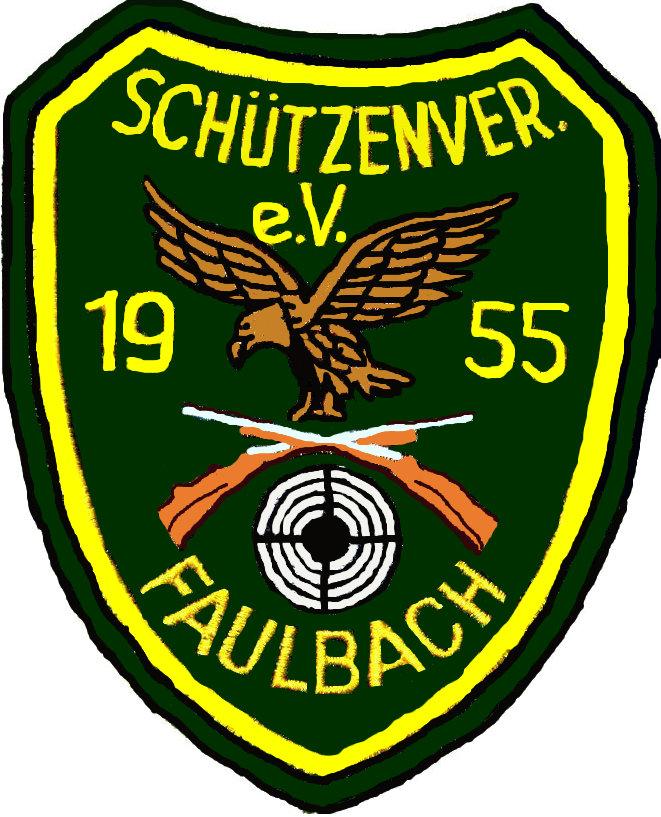 Wappen Verein Faulbach nachgemalt